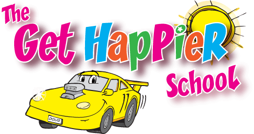 Get Happier School Logo