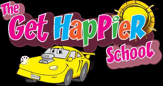 Get Happier School Logo