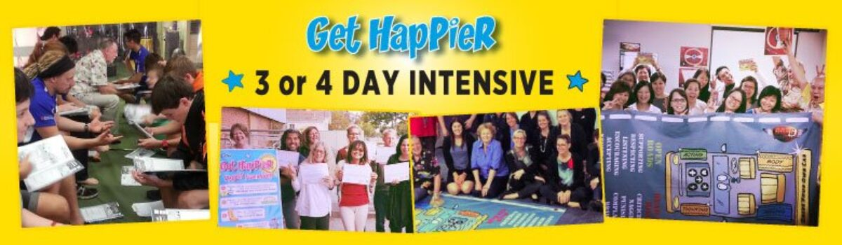 3 or 4 Day Intensive Training