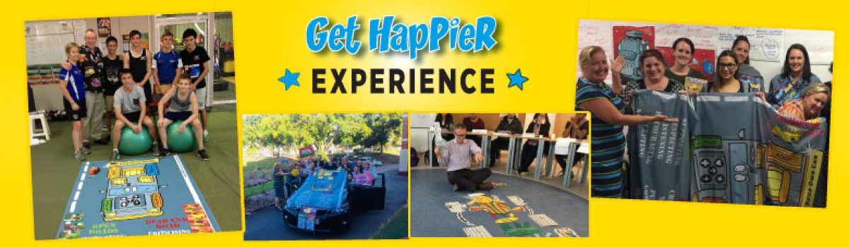 The Get Happier Experience