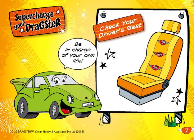 Supercharge Your Dragster