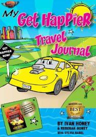 The Get Happier Travel Journal