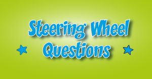 Steering Wheel Questions