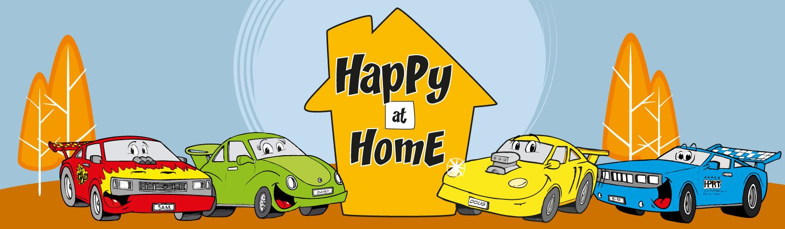 Happy At Home Activities
