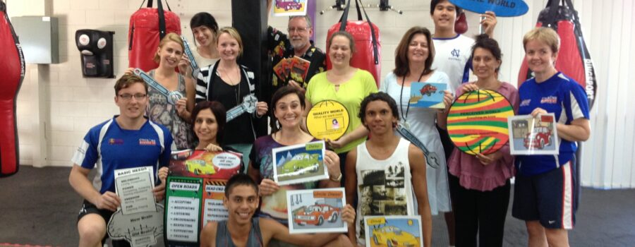 CounterPunch Darwin – The Get Happier Project 2010