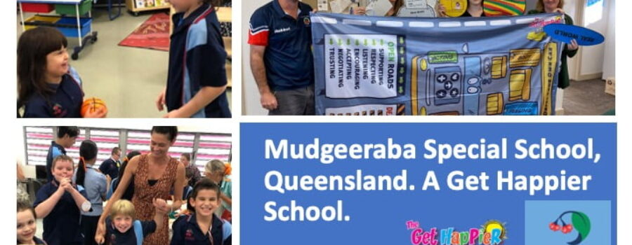 Mudgeeraba Special School – We are thinking of you!