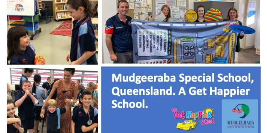 Mudgeeraba Special School - We are thinking of you!