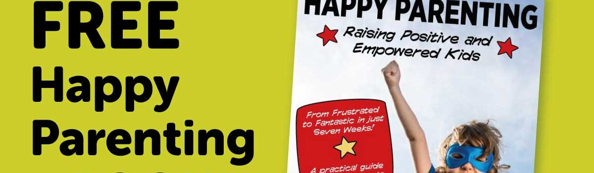 FREE Happy Parenting eBook